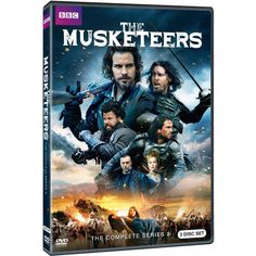 The Musketeers: Season 3 - Heroes on the battlefield, the Musketeers return from the Spanish front to a Paris seething with resentment, a city on the brink of starvation. The corrupt Governor Feron has been running the capital for his own ends, aided by the brutal Red Guard. But behind Feron hides an even greater menace. Lucien Grimaud is a vicious gangster with a powerful hold over the governor. While Feron might be reasoned with, Grimaud deals only in chaos and rage