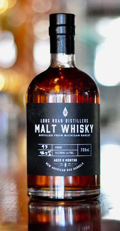 Long Road Malt Whiskey