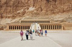 Where to go on holiday in February | http://www.weather2travel.com/holidays/where-to-go-on-holiday-in-february-for-the-best-hot-and-sunny-weather.php | Temple of Hatshepsut, Luxor Egypt © Mirek Hejnicki - Fotolia.com