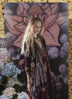 /╰☆╮Boho chic bohemian boho style hippy hippie chic bohème vibe gypsy fashion indie folk the 70s . ╰☆╮