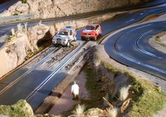 Using Scalesport to make off road sections. - SlotForum