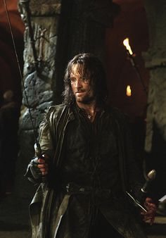 Aragorn, this picture does so well capturing him. :)