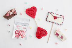アートキャンディショップ「パパブブレ」のバレンタイン - 両端から食べるハートのロリポップ | ファッションプレス