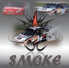 Someone made this thought it was cool .. Smoke