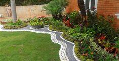 Как садовый бордюр может удивительно преобразить ваш сад