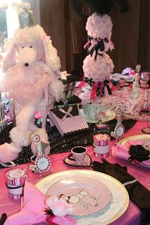 Party Wishes: Pink Poodle Saturday