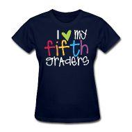 Lots of fun school shirts