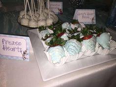 """Princess Leah's Frozen Birthday"" | CatchMyParty.com"