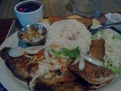 Belizian Food-San Ignacio, Cayo, Belize