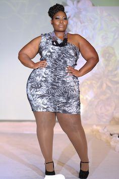 Bbw Fashion Show