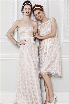 10 Secrets For Perfect Bridesmaid Dresses (BridesMagazine.co.uk) (BridesMagazine.co.uk)