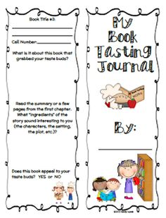 The Book Fairy-Goddess: Book Tasting Events in the Library