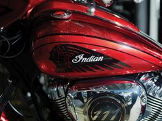 1000PS mobil: Ultra-exklusives Sondermodell: Jede Indian Chieftain Elite ist einzigartig Motorrad Fotos & Motorrad Bilder