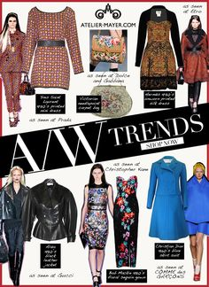 A/W trends