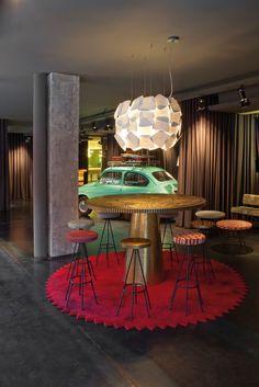 Chic & Basic Ramblas Hotel By Lagranja Design In Barcelona, Spain | Yatzer