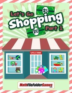 Solving Equations - Lets Go ShoppingPart 2Keep all the materials youve used for Lets Go ShoppingPart 1 for the second part of this activity.This time, divide the class into pairs and give them some play money to spend--$5.00 or $10.00 might be a good budget.