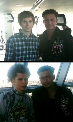Michael Cera is my hero.