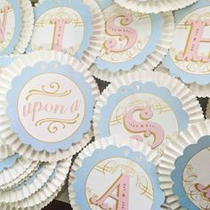 Cinderella Wish Upon A Star Rosette Banner by Loralee Lewis Cinderella Birthday, Princess Birthday, Princess Party, Baby Birthday, Birthday Ideas, Fine Stationery, Wedding Order, Pink Accents, Jelsa