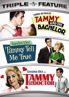 Debbie Reynolds became a nationally recognized film star after the release of the first Tammy movie, TAMMY AND THE BACHELOR. The comedy follows country girl Tammy as she nurses back to health a wealth
