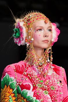 Manish Arora at Paris Fashion Week Fall 2014