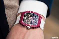 Hands-on with the Richard Mille RM 67-02 Automatic High Jump Mutaz Barshim - Horbiter®