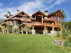 WOW!  Love this home in Montana.