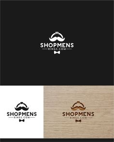 SHOPMENS Ring Shop Logo.