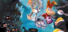 Você se lembra dele? O game Rayman completa hoje 18 anos.