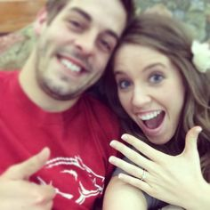 The Duggar Family #Derick #Jill #Engaged