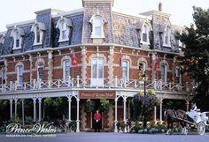 Prince of Wales Hotel, Niagara-On-The-Lake, Ontario, Canada