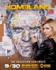 "Review: Homeland 2×01 ""The Smile"" [Season Premiere] : Guia das Séries"