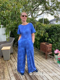 My very own Aspen, finally! – by dagbjort Aspen, To My Daughter, Jumpsuit, Sewing, Dresses, Fashion, Overalls, Vestidos, Moda