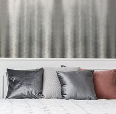 Shop for Sublime Silver Fur Textured Wallpaper at wilko - where we offer a range of home and leisure goods at great prices. Wallpaper Fur, Feature Wallpaper, Adhesive Wallpaper, Pattern Wallpaper, Wallpaper Ideas, Silver Luxury Wallpaper, Metallic Wallpaper, Striped Wallpaper, Water Based Stain