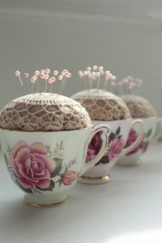 Orphan Tea cup repurposed....