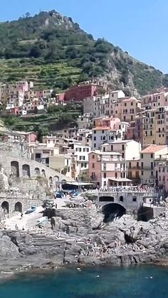 Manorola in Cinque Terre, Italy Places To Travel, Travel Destinations, Pool Prices, Dublin Airport, Stone Town, Yoga Holidays, Cinque Terre, Amalfi Coast, Pool Designs
