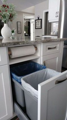 ✔ 67 clever small kitchen remodel open shelves ideas 22 - Each of us has . - ✔ 67 clever small kitchen remodel open shelves ideas 22 – Each of us has different needs and ma - Diy Kitchen Remodel, Kitchen Redo, Home Decor Kitchen, Kitchen Interior, New Kitchen, Awesome Kitchen, Kitchen Furniture, Beautiful Kitchen, Kitchen Hacks