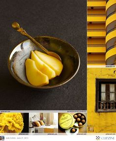 Brown + Yellow + Gold  - popculturez.com