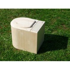Composting Toilet, Creative Studio, Outdoor Furniture, Outdoor Decor, Van Life, Tiny House, Camper, Ottoman, Modern