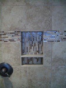 008 Shower niche with schluter metal edges 17,221 schluter