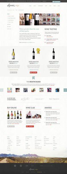 Spier Wine Farm on Behance