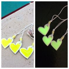 Aromatherapy Diffuser Essential Oils Valentine Heart Glow Necklaces Lot 3   eBay