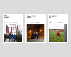 SomeCities Editions - Publication design