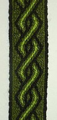 VALGRED - Inkle Weaving, Inkle Loom, Card Weaving, Viking Garb, Viking Reenactment, Vikings, Tablet Weaving Patterns, Woven Belt, Peacocks