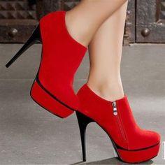 Zapatos rojos otoño-invierno 2013-2014 http://prymera-impresion.blogspot.com.es/