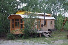 Bauwagen Zirkuswagen | eBay