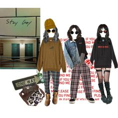 come as you are by larrypossum on Polyvore featuring UNIF, Levi's, Étoile Isabel Marant, Demonia, Timberland, Vans, Barneys New York, Joyrich and Nasty Gal
