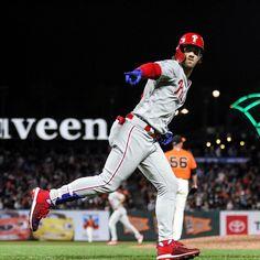 Best Baseball Player, Better Baseball, Bryce Harper, Golf Stores, Philadelphia Phillies, My Boys, Mlb, Baseball Cards, Sports