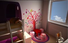 funny kids room