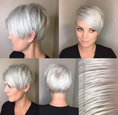 schön Kurze Frisuren