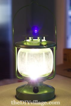 How-To: LED IKEA Lantern Hack